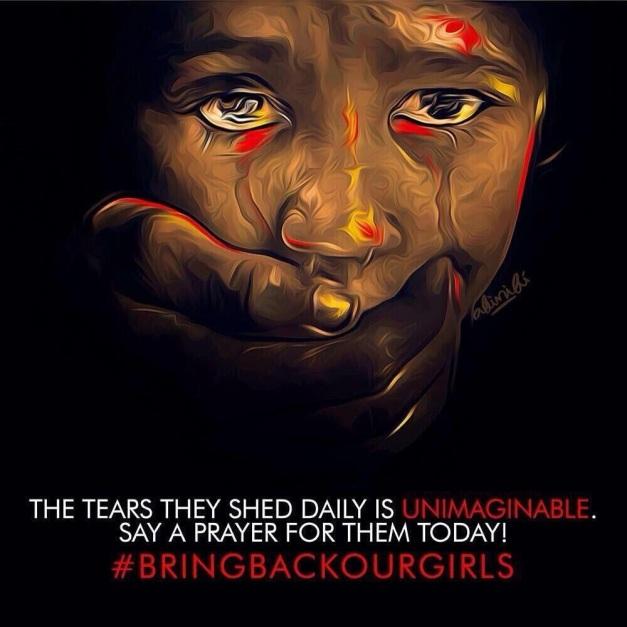 #BringBackOurGirls #234NigerianGirls