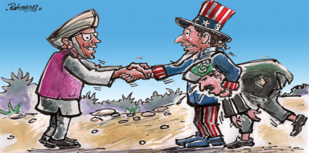 WHAT THE US GENERAL SAID ABOUT NIGERIAN SOLDIERS IS VERY FALSE...US IS A VERY UNRELIABLE ALLY!
