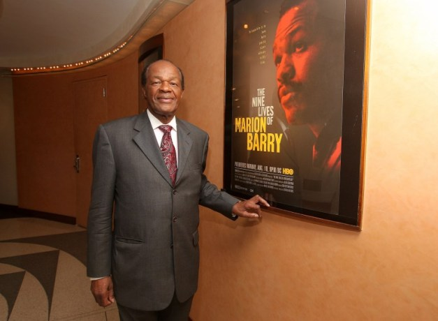 Former Washington Councilman and Mayor Marion Barry died at 78. (Getty Images)